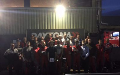 Musk Process Services (Musk) Annual Go-Karting at Daytona, Tamworth